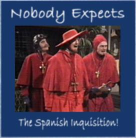 NobodyExpects